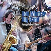 BOB MINTZER BLUES BAND / Homage To COUNT BASIE-0