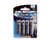 Alkaline Batteries – LR06 AA 1.5V – 4 by pack
