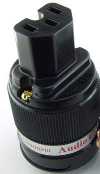 IEGO - IEC Connecteur Femelle Argent Pur - 8095-0
