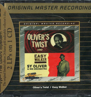 SY OLIVER – Oliver's Twist Walk Easy