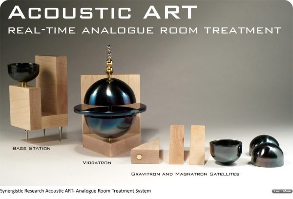 Acoustic ART System Complet-0