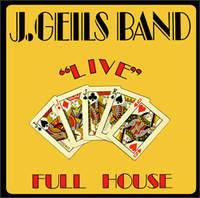 J. GEILS BAND / Live – Full House – 1 LP 180g