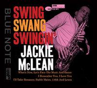JACKIE MCLEAN / Swing, Swang, Swingin'