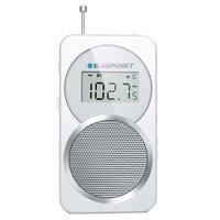 BLAUPUNKT – BD 21 – Radio Digitale de Poche FM/MW – Blanc