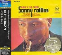 SONNY ROLLINS / Now's The Time