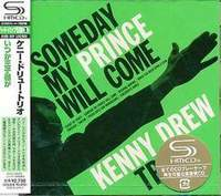 KENNY DREW TRIO / Some Day My Prince Will Come-0