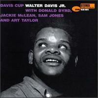 WALTER DAVIS JR / Davis Cup – SACD