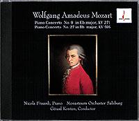 MOZART / Concerto pour Piano N°9 et N°27-0