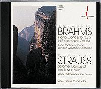BRAHMS – Concerto piano N°2 / STRAUSS – Salome