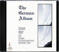 THE GERMAN ALBUM / Schumann, Wagner, Liszt-0