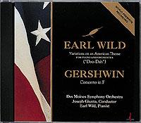 EARL WILD / Gershwin Concerto in F-0