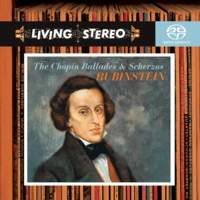 ARTHUR RUBINSTEIN / Chopin : Ballades