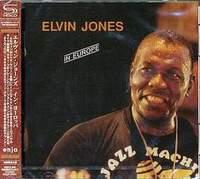 ELVIN JONES / In Europe-0