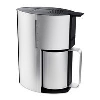 JACOB JENSEN – Cafetière 9 tasses – 1.2L – Aluminium