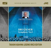 BRUCKNER / Symphony No.5 – 2CD – Takashi Asahina