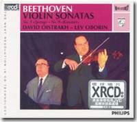 BEETHOVEN / VIOLIN SONATAS NOS. 5 & 9