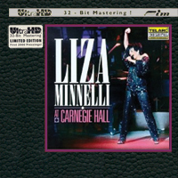 LIZA MINNELLI / Highlights From The Carnegie Hall Concerts