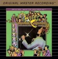 THE KINKS / Everybody's In Showbiz