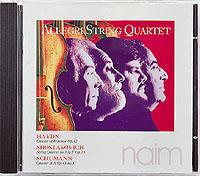 THE ALLEGRI STRING QUARTET / Haydn, Shostakovich, Schumann-0