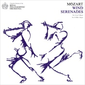 ROYAL PHILHARMONIC ORCHESTRA / Mozart Wind Serenades-0
