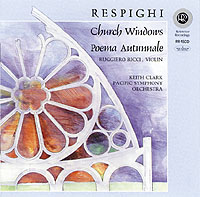 RESPIGHI / Church Windows