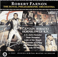 ROBERT FARNON / Captain H. Hornblower