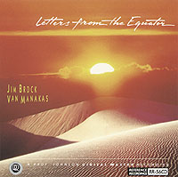 JIM BROCK / Letters From Equator