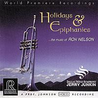 RON NELSON / Holidays & Epiphanies – Jerry JUNKIN