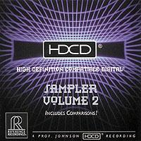 HDCD SAMPLER VOL 2 – BEST OF New HDCD