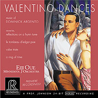 DOMINICK ARGENTO / Valentino Dances – Eiji Oue