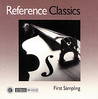 REFERENCE CLASSICS – CD Sampler of Classical Music