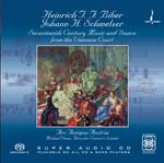 BIBER & SCHMELZER / 17Th Century Music And Dance