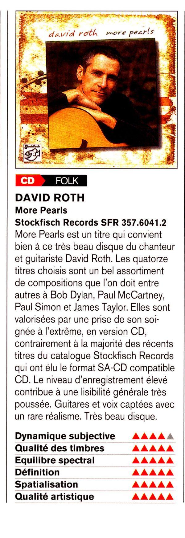 DAVID ROTH / More Pearls-105
