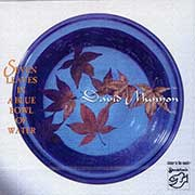 DAVID MUNYON / Seven Leaves In A Blue Bowl Of Water-0