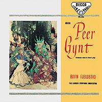 GRIEG / Peer Gynt – Fjeldstad – London Symphony Orchestra