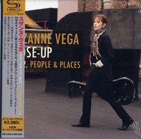 SUZANNE VEGA / Close-Up Vol.2 : People & Places-0