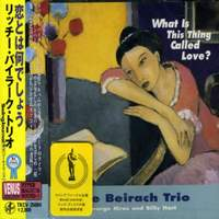 RICHIE BEIRACH TRIO / What Is This Thing Call Love GOLD 24K