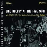 ERIC DOLPHY / At The Five Spot Vol.1-0