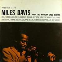 MILES DAVIS / Miles Davis And The Modern Jazz Giants-0