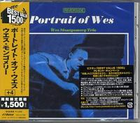 WES MONTGOMERY / Portrait Of Wes +4