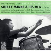 SHELLY MANNE / The West Coast Sound – Shelly Manne & His Men – Vol. 1