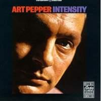 ART PEPPER / Intensity +2
