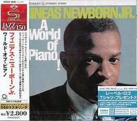 PHINEAS NEWBORN JR / A World Of Piano !