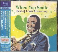 LOUIS ARMSTRONG / Best Of When You Smile-0