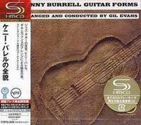 KENNY BURRELL / Guitar Form-0