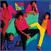 ROLLING STONES / Dirty Work