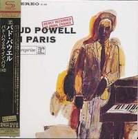 BUD POWELL / Bud Powell In Paris