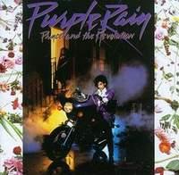 PRINCE AND THE REVOLUTION / Purple Rain-0