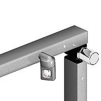 KONCEPT - Détecteur de Présence optionnel pour séries Z Bar & Mosso - Argent-3287