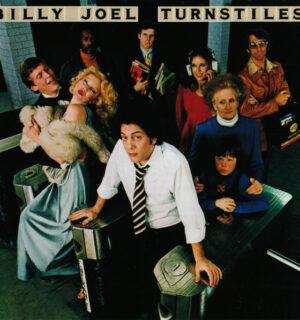 BILLY JOEL / Turnstiles – SACD Hybride – Edition Limitée Numérotée